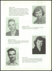 Page 15, 1954 Edition, Pecan Gap High School - Panther Yearbook (Pecan Gap, TX) online yearbook collection
