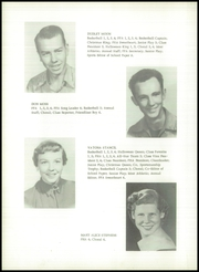 Page 16, 1954 Edition, Pecan Gap High School - Panther Yearbook (Pecan Gap, TX) online yearbook collection