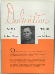 Page 12, 1947 Edition, Leo High School - Leo Lion Yearbook (Chicago, IL) online yearbook collection