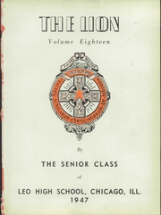 Page 5, 1947 Edition, Leo High School - Leo Lion Yearbook (Chicago, IL) online yearbook collection