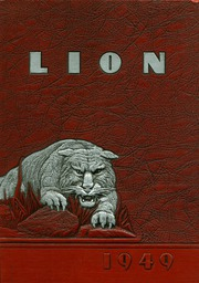 1949 Edition, Leo High School - Leo Lion Yearbook (Chicago, IL)