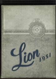 Leo High School - Leo Lion Yearbook (Chicago, IL) online yearbook collection, 1951 Edition, Page 1