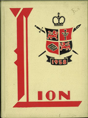 Page 1, 1958 Edition, Leo High School - Leo Lion Yearbook (Chicago, IL) online yearbook collection