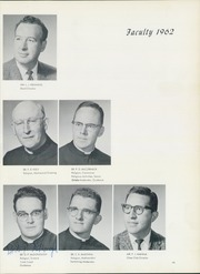 Page 17, 1962 Edition, Leo High School - Leo Lion Yearbook (Chicago, IL) online yearbook collection