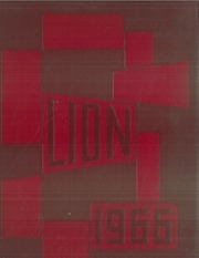 1966 Edition, Leo High School - Leo Lion Yearbook (Chicago, IL)