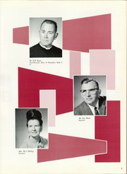 Page 11, 1966 Edition, Leo High School - Leo Lion Yearbook (Chicago, IL) online yearbook collection