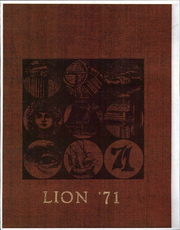 1971 Edition, Leo High School - Leo Lion Yearbook (Chicago, IL)