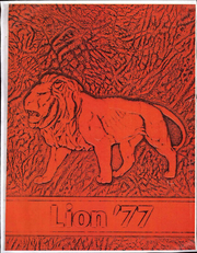 1977 Edition, Leo High School - Leo Lion Yearbook (Chicago, IL)