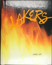 1987 Edition, Bonneville High School - Laker Log Yearbook (Ogden, UT)