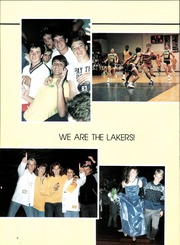 Page 10, 1987 Edition, Bonneville High School - Laker Log Yearbook (Ogden, UT) online yearbook collection