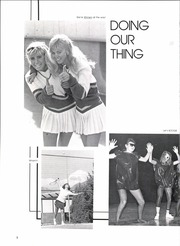 Page 12, 1987 Edition, Bonneville High School - Laker Log Yearbook (Ogden, UT) online yearbook collection