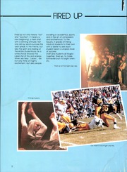 Page 6, 1987 Edition, Bonneville High School - Laker Log Yearbook (Ogden, UT) online yearbook collection