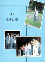 Page 7, 1987 Edition, Bonneville High School - Laker Log Yearbook (Ogden, UT) online yearbook collection