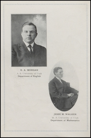 Page 12, 1916 Edition, American Fork High School - American Yearbook (American Fork, UT) online yearbook collection