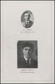 Page 16, 1916 Edition, American Fork High School - American Yearbook (American Fork, UT) online yearbook collection