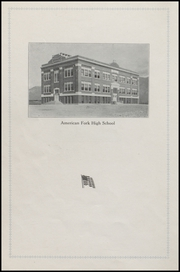 Page 8, 1916 Edition, American Fork High School - American Yearbook (American Fork, UT) online yearbook collection