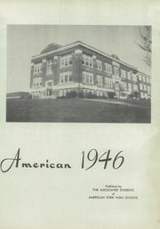 Page 9, 1946 Edition, American Fork High School - American Yearbook (American Fork, UT) online yearbook collection