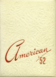 Page 1, 1952 Edition, American Fork High School - American Yearbook (American Fork, UT) online yearbook collection