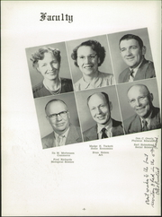Page 12, 1952 Edition, American Fork High School - American Yearbook (American Fork, UT) online yearbook collection