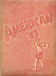 Page 1, 1953 Edition, American Fork High School - American Yearbook (American Fork, UT) online yearbook collection