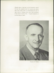 Page 11, 1953 Edition, American Fork High School - American Yearbook (American Fork, UT) online yearbook collection