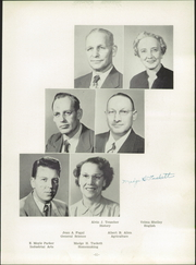 Page 15, 1953 Edition, American Fork High School - American Yearbook (American Fork, UT) online yearbook collection