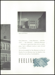 Page 15, 1941 Edition, Granite High School - Granitian Yearbook (Salt Lake City, UT) online yearbook collection