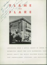 Page 14, 1951 Edition, Granite High School - Granitian Yearbook (Salt Lake City, UT) online yearbook collection
