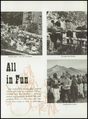 Page 11, 1956 Edition, Granite High School - Granitian Yearbook (Salt Lake City, UT) online yearbook collection
