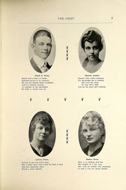 Page 9, 1918 Edition, Murray High School - Crest Yearbook (Murray, UT) online yearbook collection