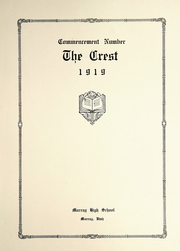 Page 5, 1919 Edition, Murray High School - Crest Yearbook (Murray, UT) online yearbook collection