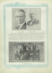 Page 14, 1930 Edition, Murray High School - Crest Yearbook (Murray, UT) online yearbook collection