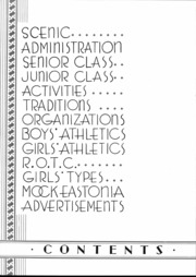 Page 10, 1931 Edition, East High School - Eastonia Yearbook (Salt Lake City, UT) online yearbook collection