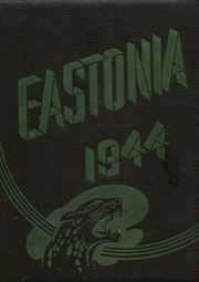 Page 1, 1944 Edition, East High School - Eastonia Yearbook (Salt Lake City, UT) online yearbook collection