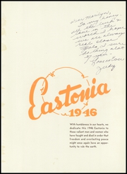 Page 5, 1946 Edition, East High School - Eastonia Yearbook (Salt Lake City, UT) online yearbook collection
