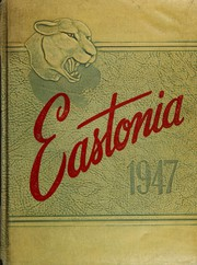 Page 1, 1947 Edition, East High School - Eastonia Yearbook (Salt Lake City, UT) online yearbook collection