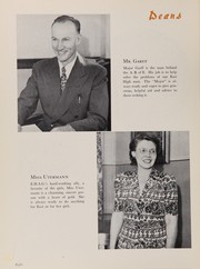 Page 12, 1947 Edition, East High School - Eastonia Yearbook (Salt Lake City, UT) online yearbook collection