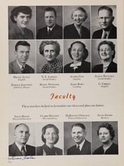Page 14, 1947 Edition, East High School - Eastonia Yearbook (Salt Lake City, UT) online yearbook collection
