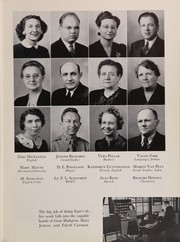 Page 15, 1947 Edition, East High School - Eastonia Yearbook (Salt Lake City, UT) online yearbook collection