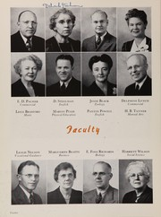 Page 16, 1947 Edition, East High School - Eastonia Yearbook (Salt Lake City, UT) online yearbook collection