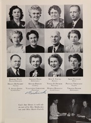 Page 17, 1947 Edition, East High School - Eastonia Yearbook (Salt Lake City, UT) online yearbook collection