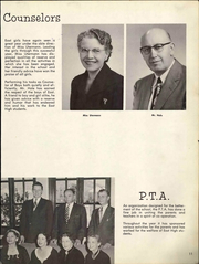 Page 17, 1955 Edition, East High School - Eastonia Yearbook (Salt Lake City, UT) online yearbook collection