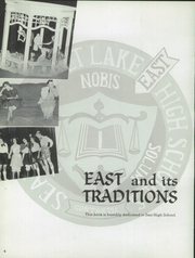 Page 10, 1956 Edition, East High School - Eastonia Yearbook (Salt Lake City, UT) online yearbook collection