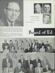 Page 11, 1956 Edition, East High School - Eastonia Yearbook (Salt Lake City, UT) online yearbook collection