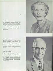 Page 13, 1956 Edition, East High School - Eastonia Yearbook (Salt Lake City, UT) online yearbook collection