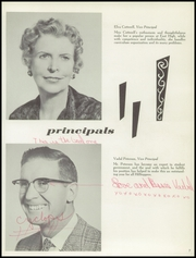 Page 13, 1959 Edition, East High School - Eastonia Yearbook (Salt Lake City, UT) online yearbook collection