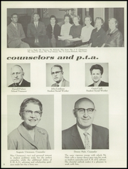 Page 14, 1959 Edition, East High School - Eastonia Yearbook (Salt Lake City, UT) online yearbook collection