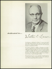 Page 8, 1959 Edition, East High School - Eastonia Yearbook (Salt Lake City, UT) online yearbook collection