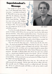 Page 12, 1953 Edition, Grand County High School - Mograndah Yearbook (Moab, UT) online yearbook collection