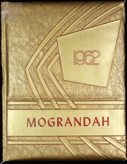 Page 1, 1962 Edition, Grand County High School - Mograndah Yearbook (Moab, UT) online yearbook collection